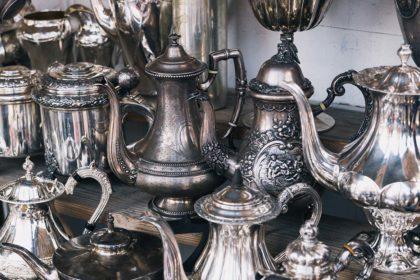 Antique Silverware