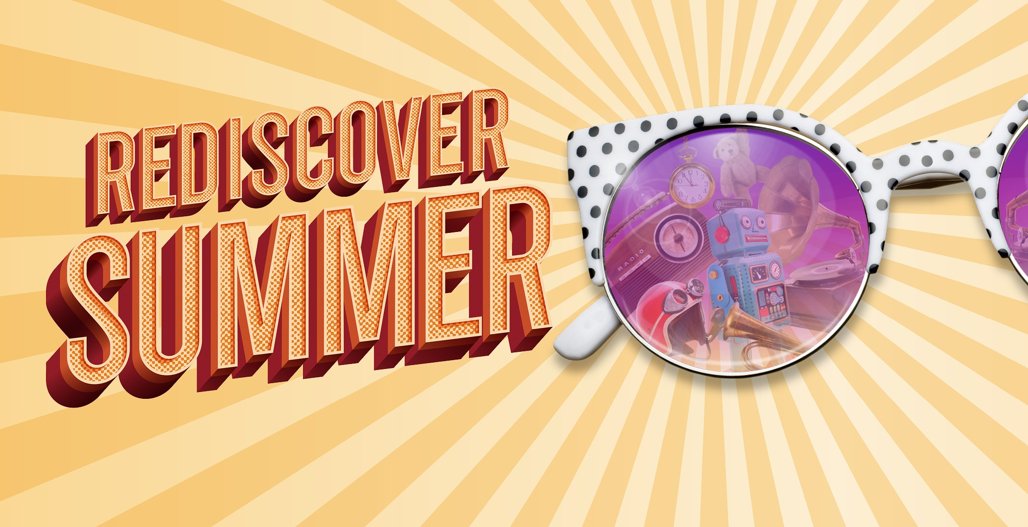 Rediscover Summer